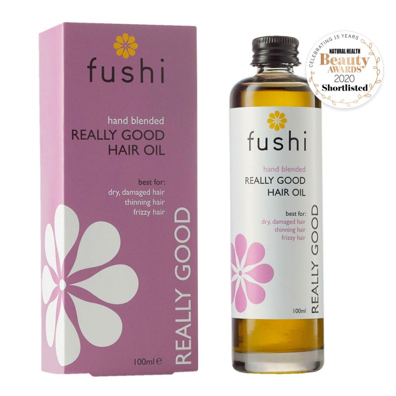 Really Good Hair Oil - Earth Mart