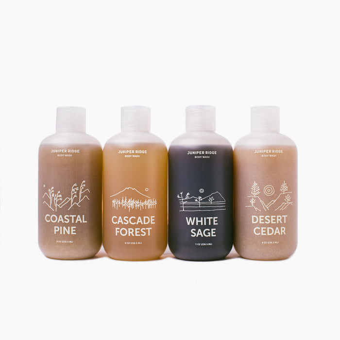 White Sage Body Wash - Earth Mart