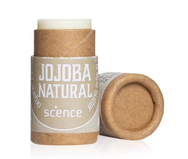 Scence Lip Balm – Natural Jojoba - Earth Mart