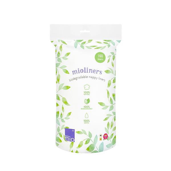Natural Nappy Liners - 160 Liners - Earth Mart
