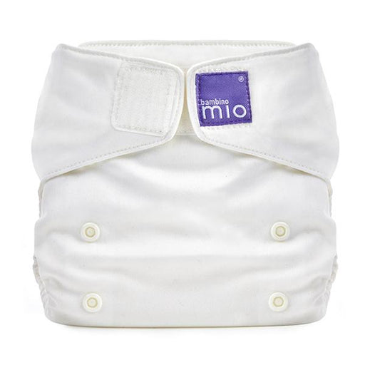 Miosolo All-in-one Reusable Nappy - Marshmellow - Earth Mart