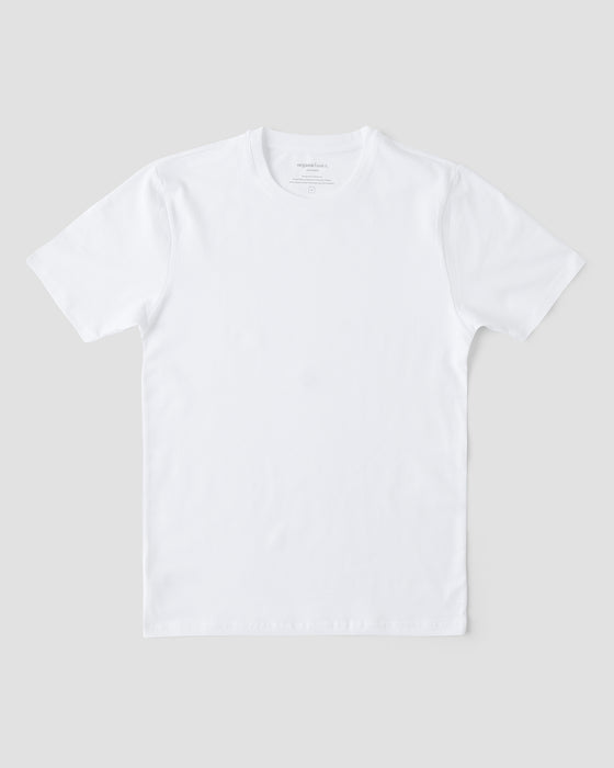 SilverTech™ Men's Tee - White - Earth Mart
