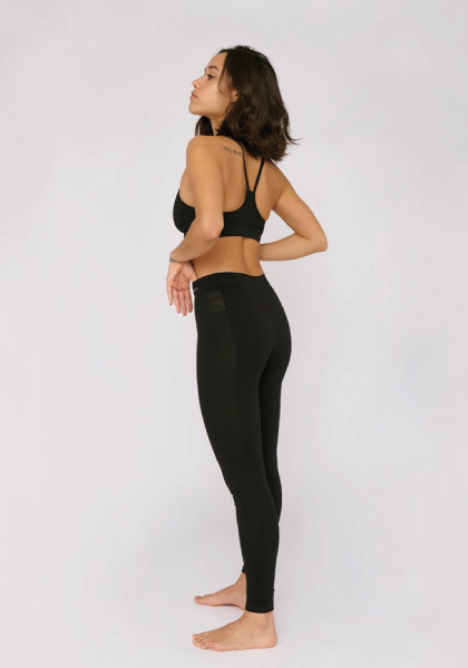 SilverTech™ Active Leggings - Black