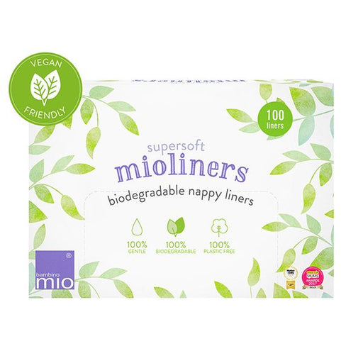 Supersoft Mioliners - 100 Liners - Earth Mart