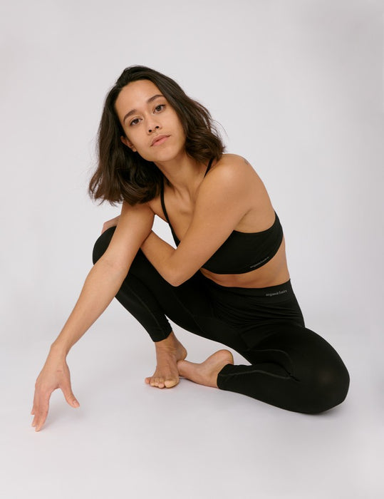 SilverTech™ Active Leggings - Black - Earth Mart