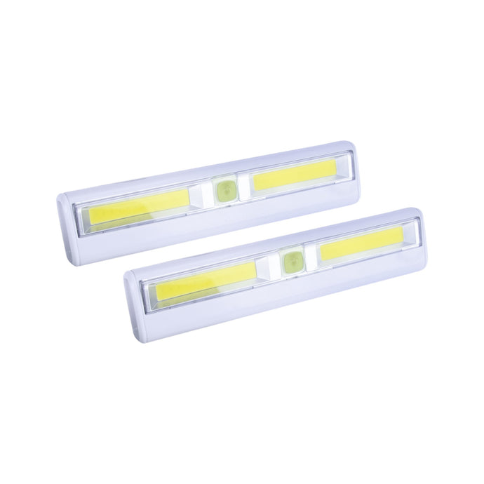 Remote Controlled Light Bars 2pk