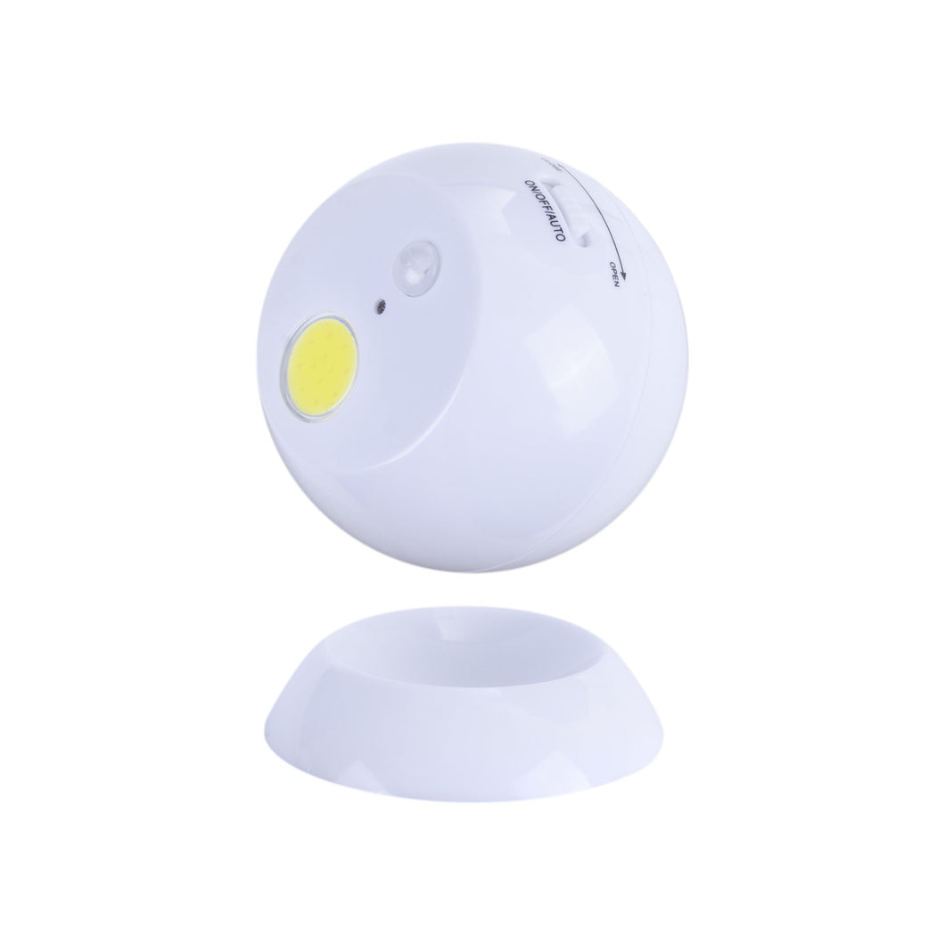Motion Activated Swivel Ball Light