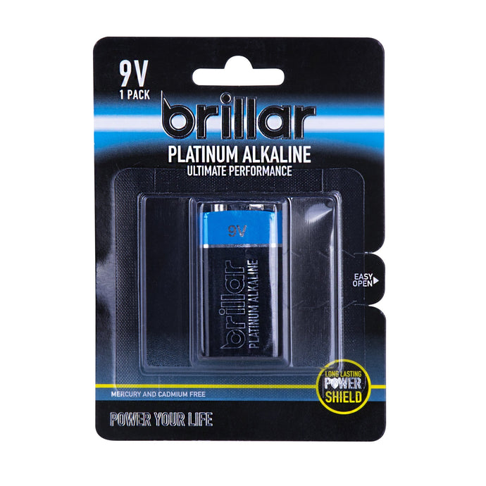 9V Platinum Alkaline Battery