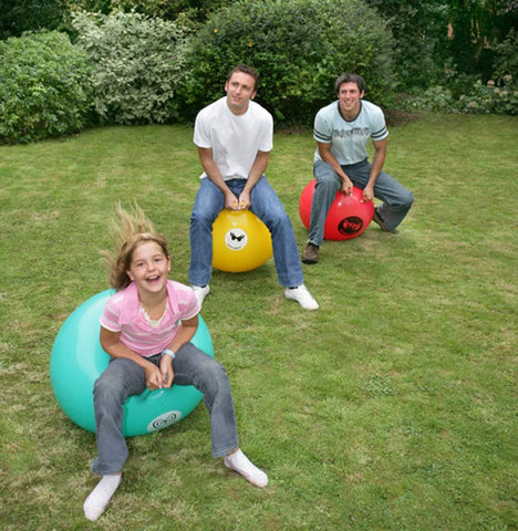 Hopping Mad - Triple Space Hopper Race Pack