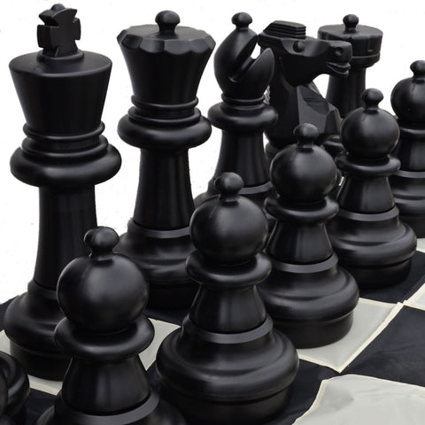 Large 60cm (24 Inch) Plastic Chess Pieces