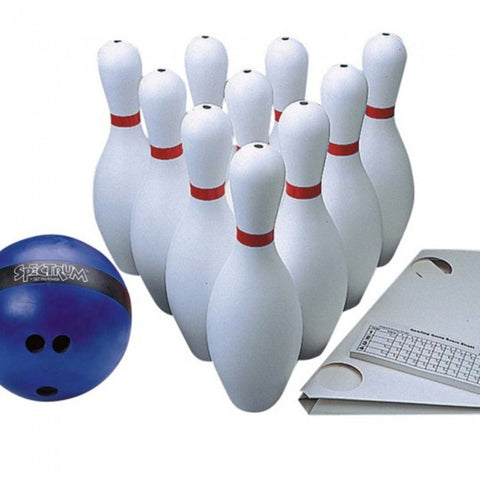 Ten Pin Bowling Set with 2.4kg Bowling Ball
