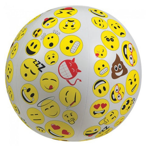 Emoji - Toss N Talk About Conversation Ball