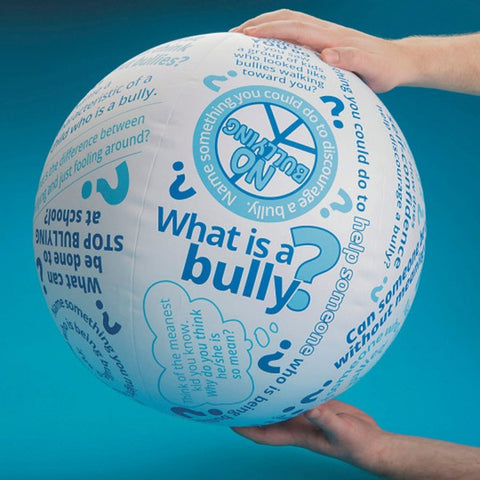 Toss N Talk About Conversation Ball - Anti Bullying