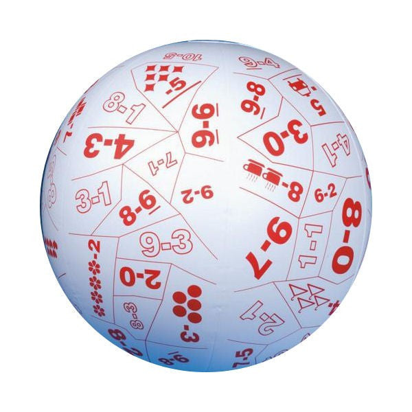 Toss N Talk About Conversation Ball - Subtraction