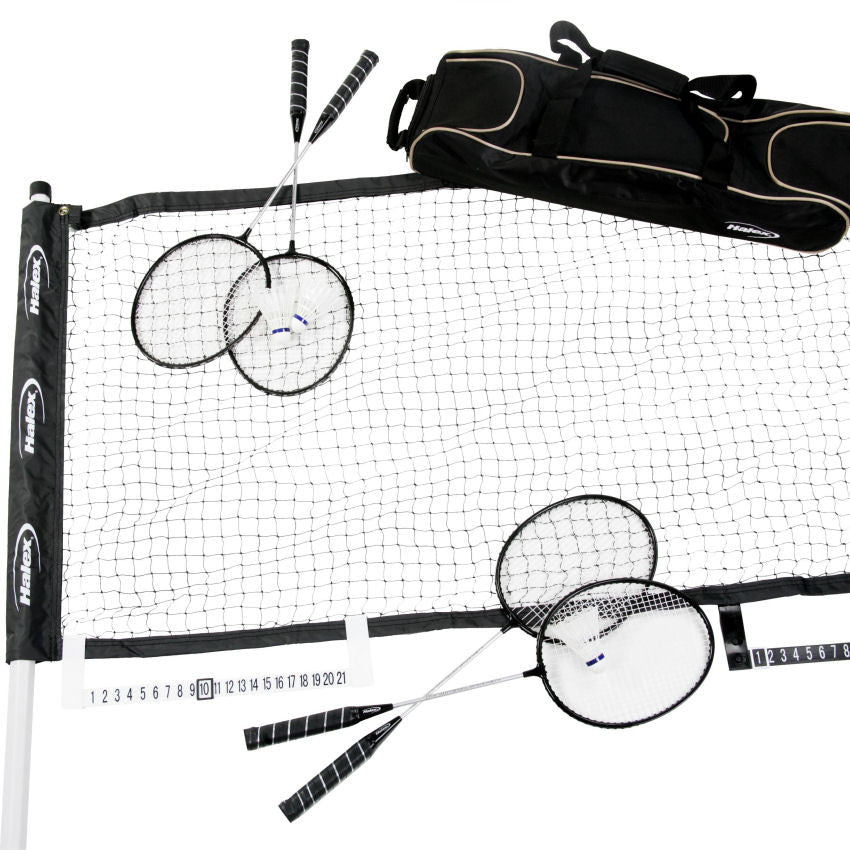 Premier Portable Badminton Set