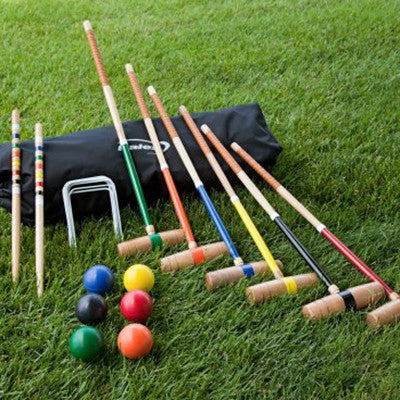 Platinum 6 Player Croquet Set