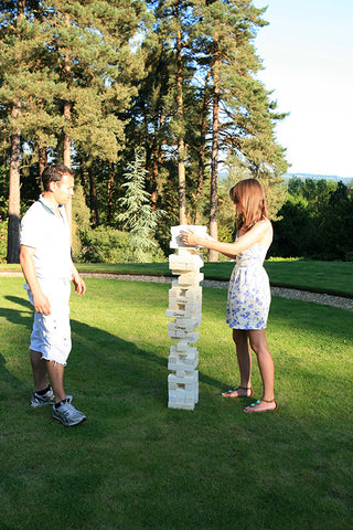 Giant Tumble Tower - Pine