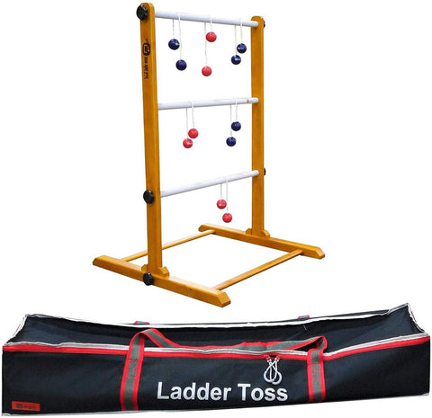 Uber Ladder Golf Toss Target Game - Blue and Red