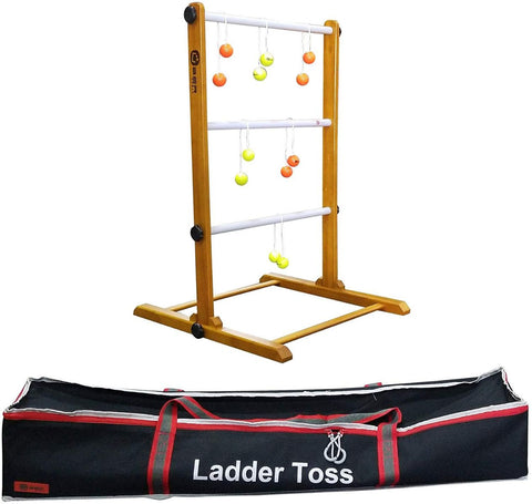 Uber Ladder Golf Toss Target Game - Yellow and Orange