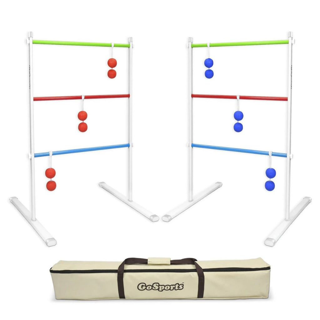 Metal Golf Ladder Toss Game - Set of 2