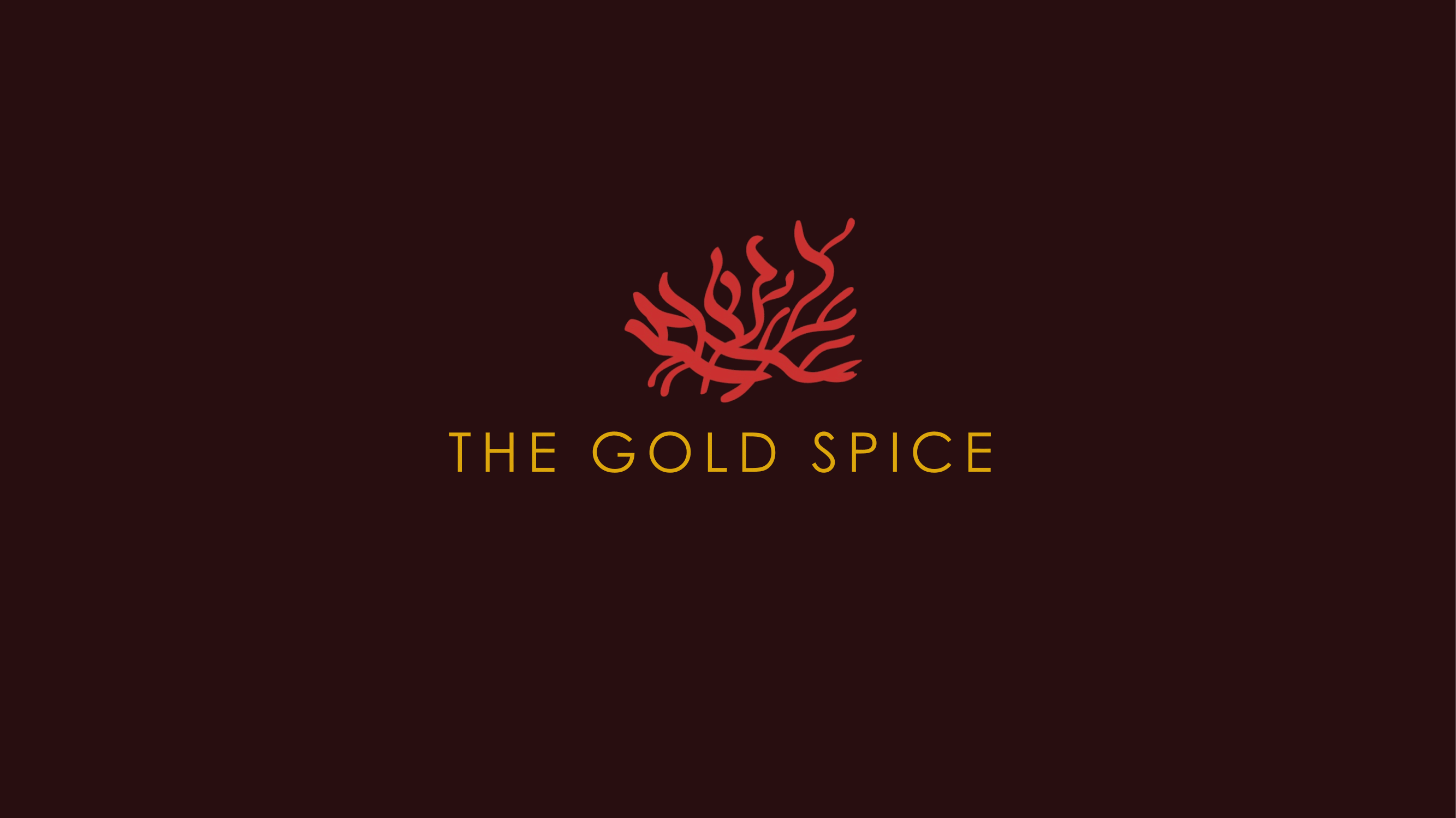 The Gold Spice Gift card