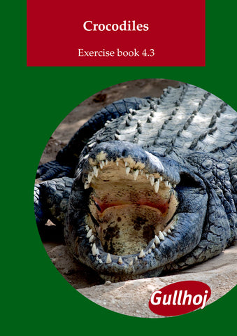 4.3 Exercise - Crocodiles