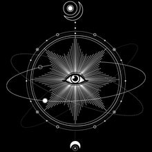 Load image into Gallery viewer, Stellar Compass Tee