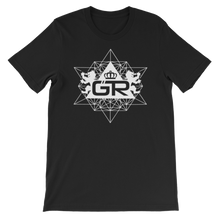 Load image into Gallery viewer, Geometric Logo Tee