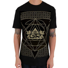 Load image into Gallery viewer, Occult Shirt – Gold Ink
