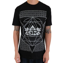 Load image into Gallery viewer, Occult Shirt – Silver Ink