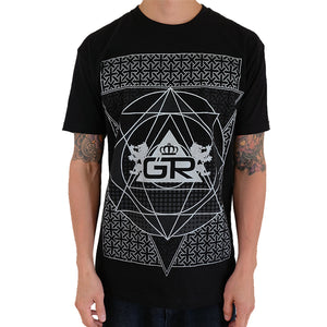 Occult Shirt – Silver Ink