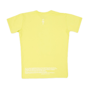 UNREAL - TOASTER TEE YELLOW - Unrealindustry