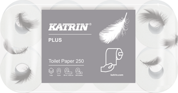 Katrin Plus Toilet 250