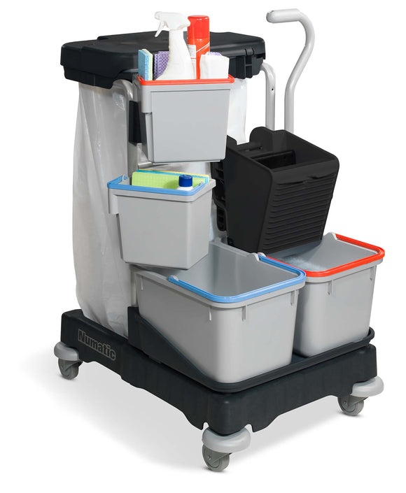ComCar 10G cleaning trolley