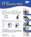 FloorLine CT Quadro Mini Exzentermaschine