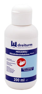 Hexawol Hand disinfection