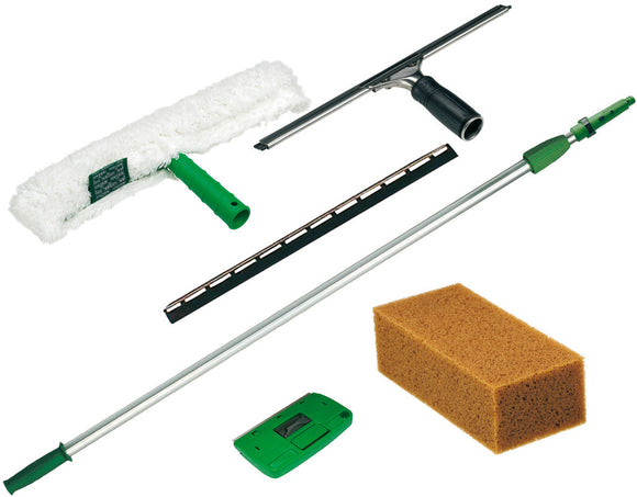 Pro glass cleaning set