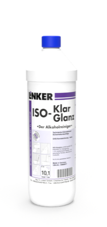Iso Klarglanz - The alcohol cleaner 1L / 10L
