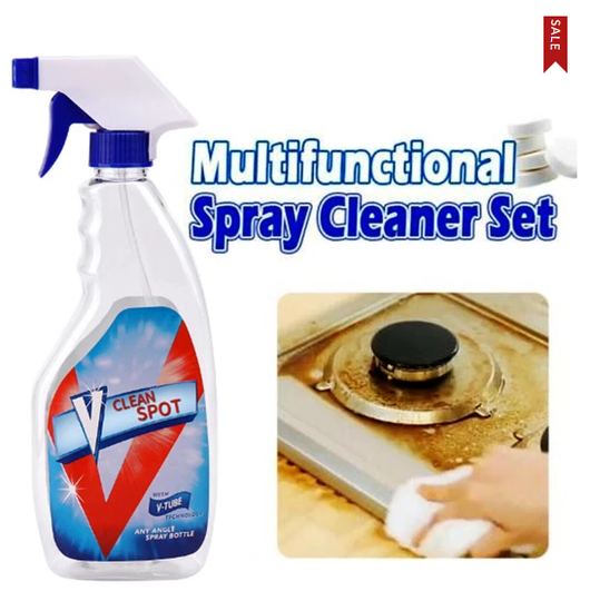 Multifunctional Spray Cleaner (2 Set)