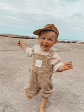 Load image into Gallery viewer, Swell Overalls in Khaki