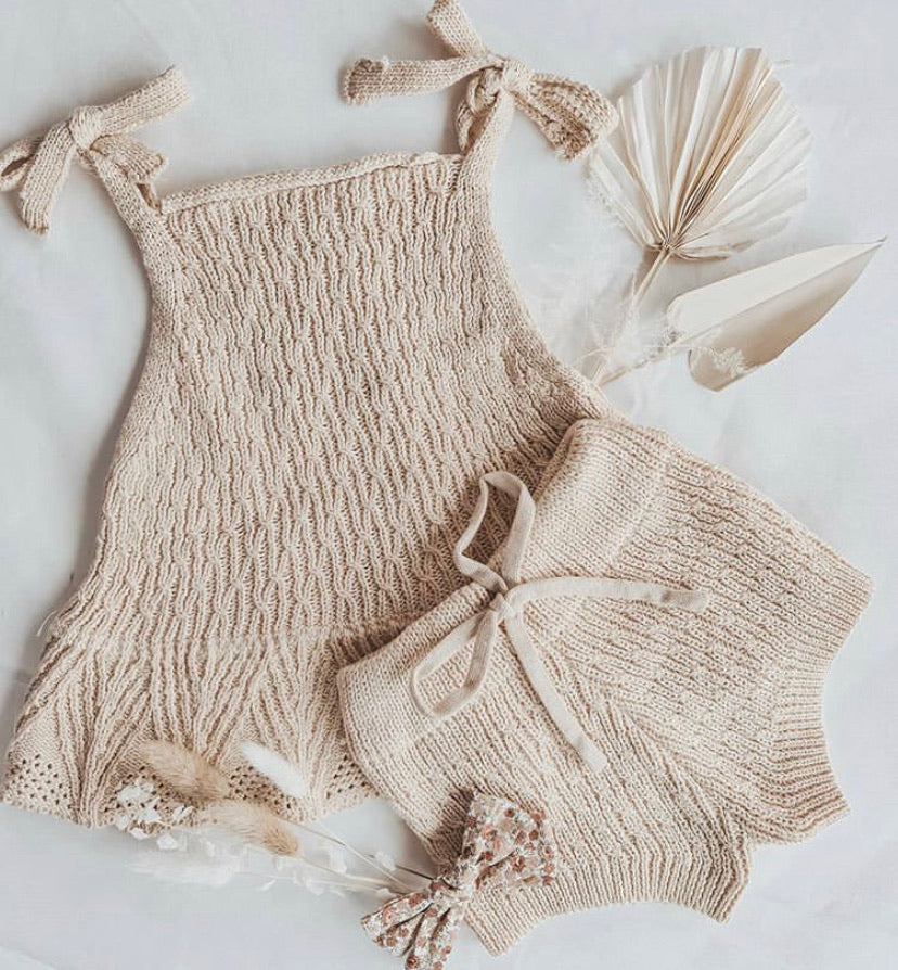 Iluka Knit Set