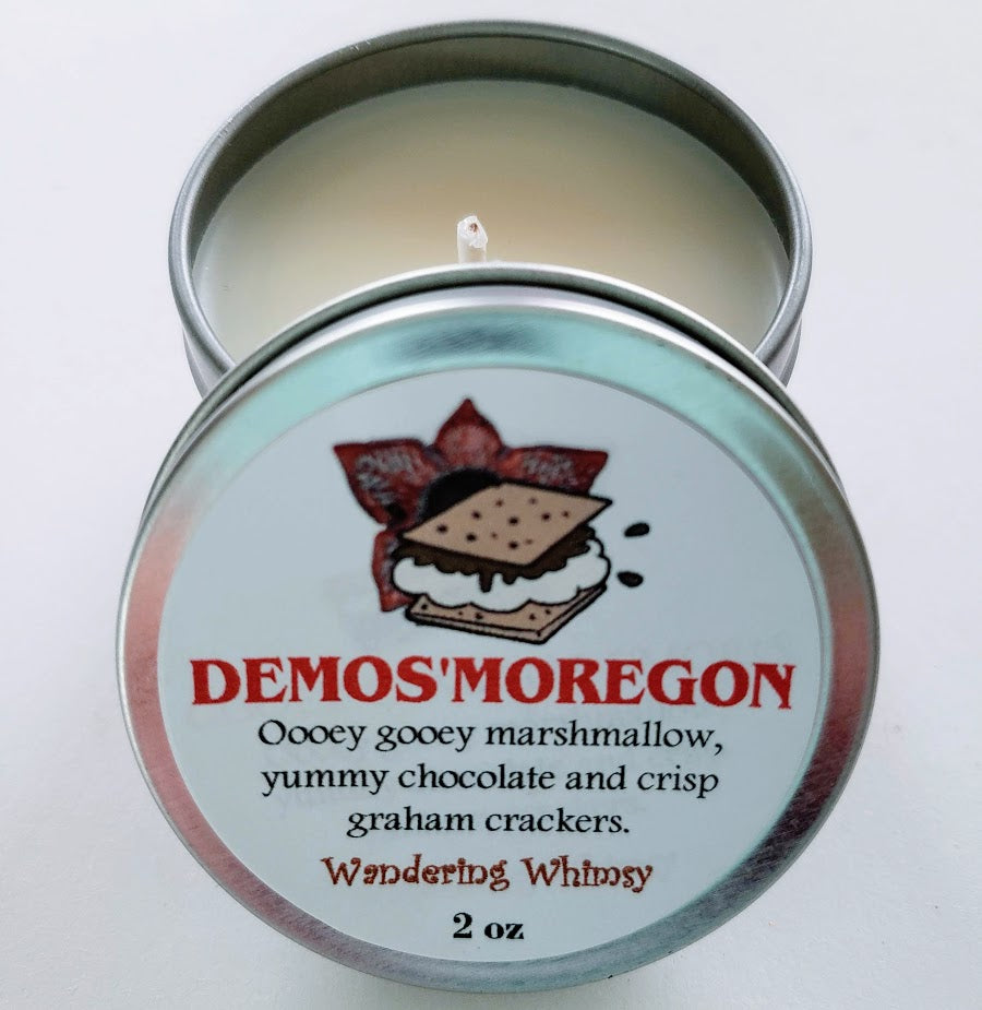 Demos'morgon Travel Soy Candle
