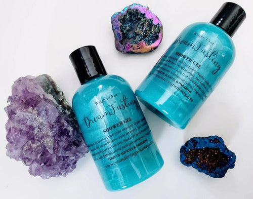 Crystal Shower Gel: Dream Fasting