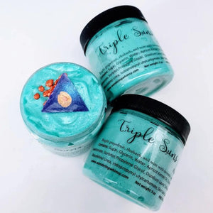 Crystal Whipped Scrub: Triple Suns