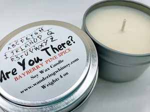 Are You There? Soy Candle