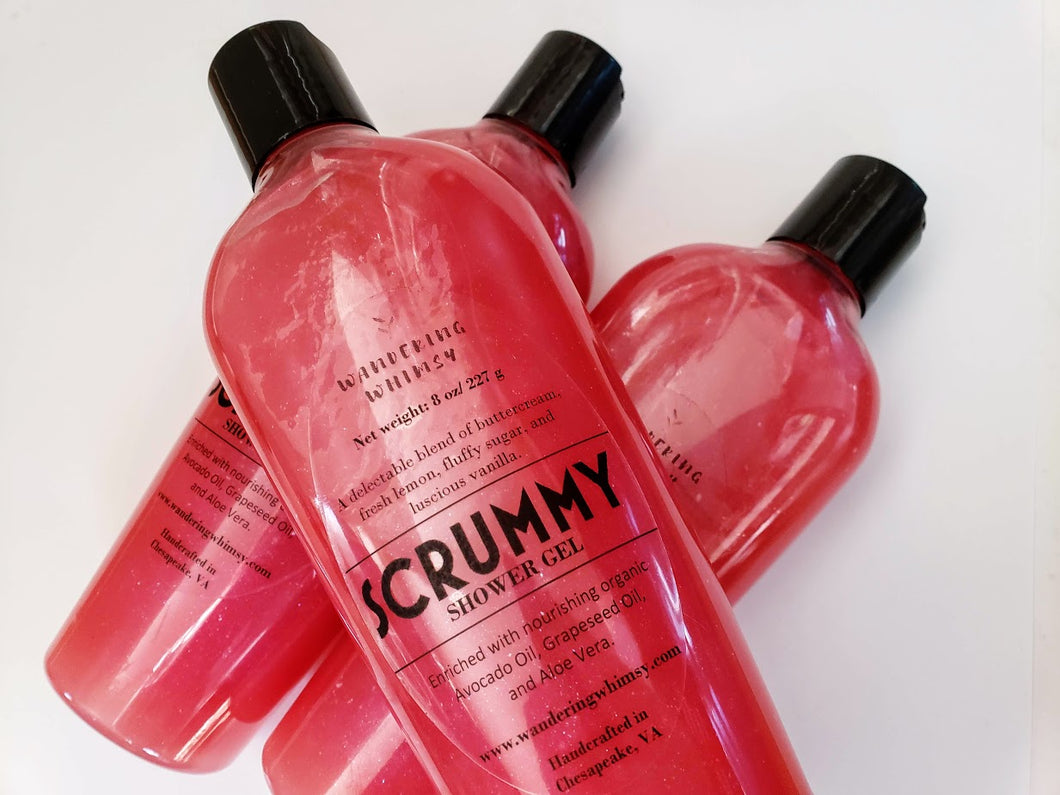 Scrummy Body Wash