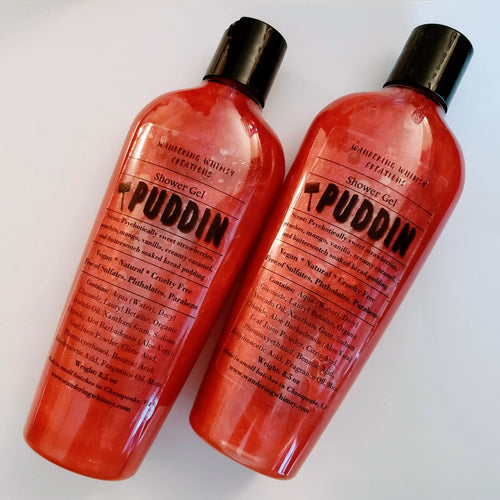 PUDDIN Shower Gel