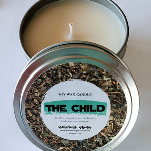 The Child Soy Candle