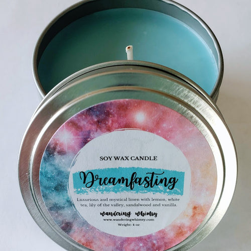 Dream Fasting Soy Candle