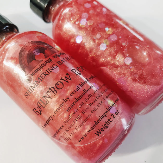 Rainbow Room Bath Oil